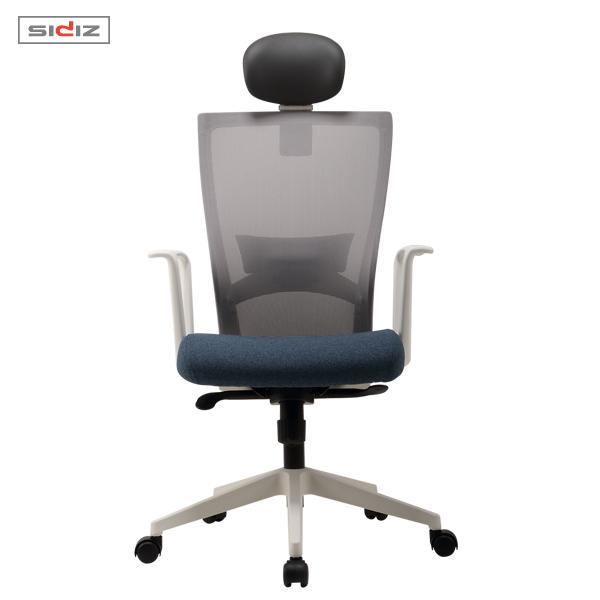 [시디즈] 투톤 메쉬 의자 NEW T50 LIGHT 화이트쉘(요추지지대 포함)  (주문생산-주문후최대 D+10일 배송)